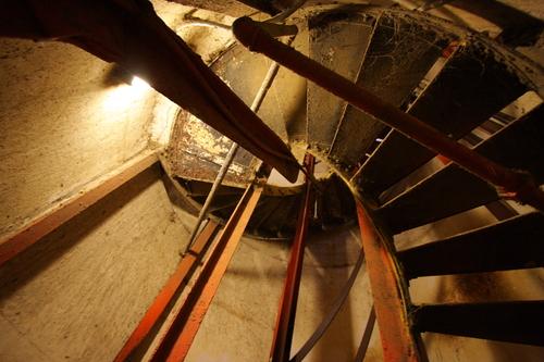 A_spiral_staircase