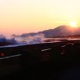 Splash_and_sunset
